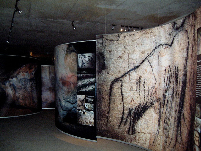 Ausstellung Höhlenkunst